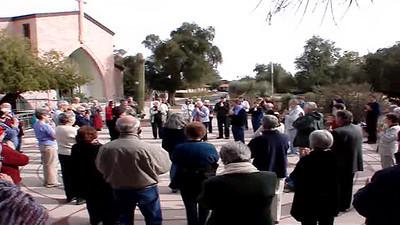 Philip Newell Advent Retreat Body Prayer Video, Grace St. Paul's Episcopal Church, Tucson, AZ, Dec., 2009