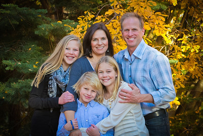 The Laurie Family 2013