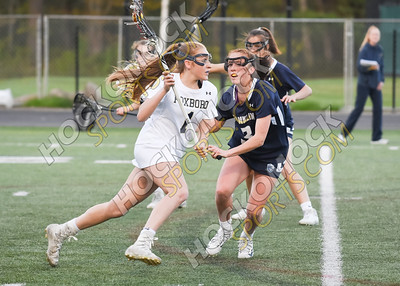 Foxboro - Franklin Girls Lacrosse 5-15-19