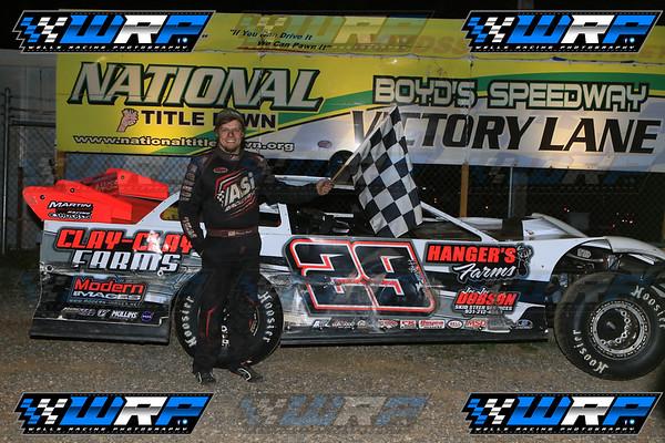 Boyd's Speedway 5/9/2020