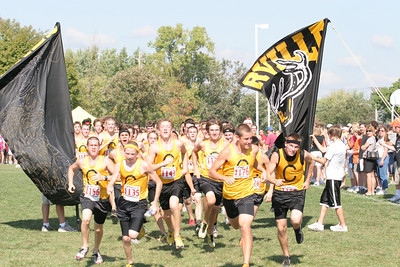 2007 Centerville HS Cross Country
