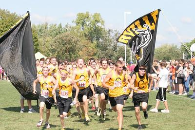 2007-10-06 Centerville Stampede - Boys