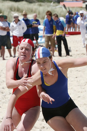 Beach Flags Female - Mord 051204