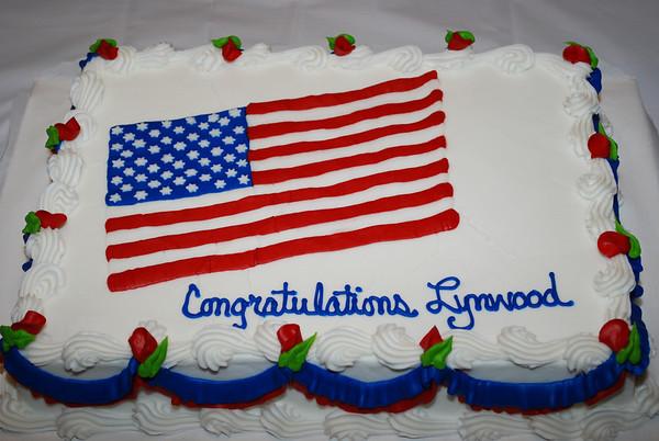 Lynwood as an American!