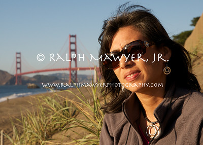 Tonya - San Francisco Golden Gate Bridge (2010)