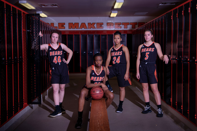 2018/19 White Bear Lake Girls Basketball