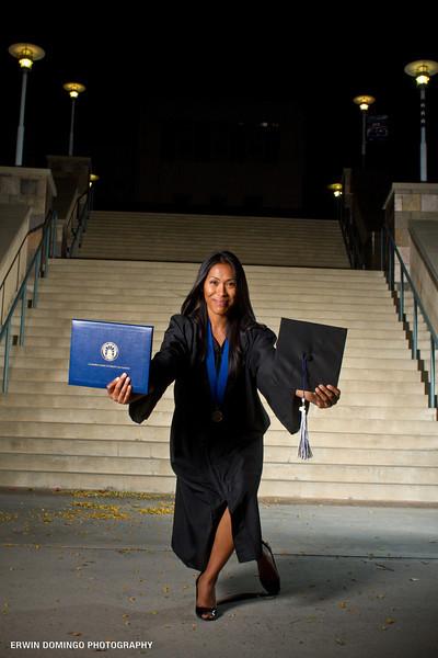 Maria's Graduation Portraits