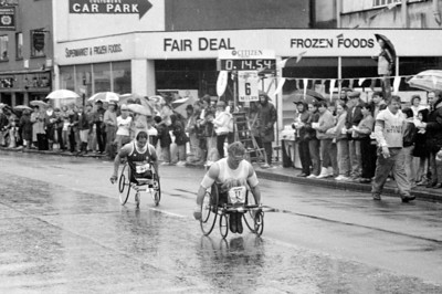 1986 London Marathon