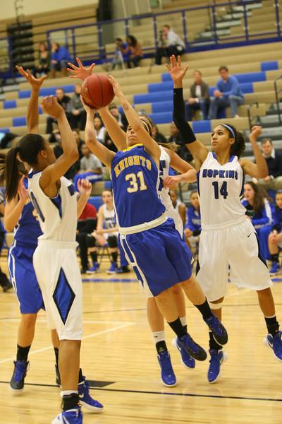 STMA Girls Basketball 2011-12