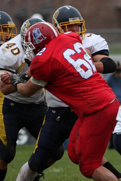Lenape Valley vs Vernon - Varsity Football