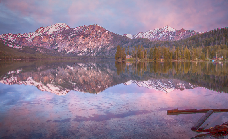 101.Mary Martindale.2.Petit Lake Sunrise.jpg