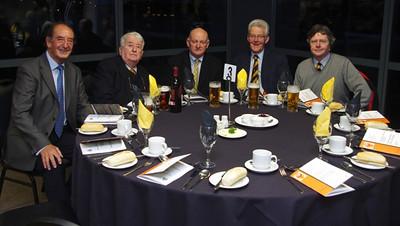 Newport RFC Hall of Fame 2013 Guests