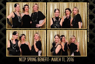 NCCP Spring Benefit