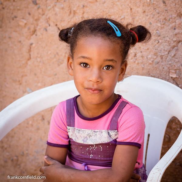 Child Living in Tamnougalt