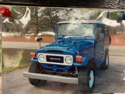 (SOLD) 1981 Nordic Blue