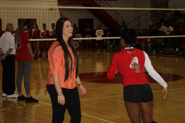 Volleyball vs. Neosho