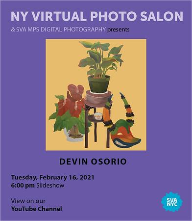 2-16-2021 Virtual Salon