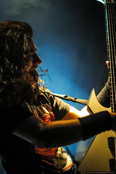 2008 Trivium - Charlotte, NC