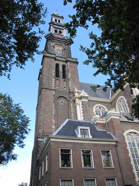 40-West Church (Westerkirk), 1631