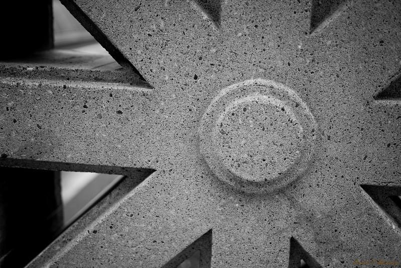 Concrete Spokes