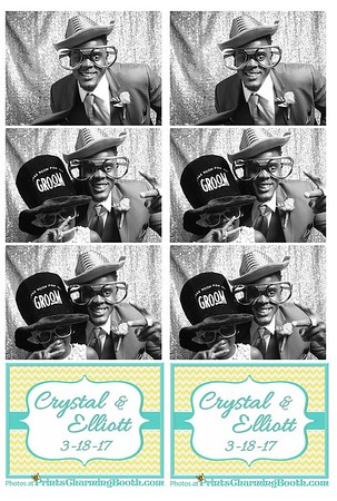3-18-17 Crystal and Elliott Wedding