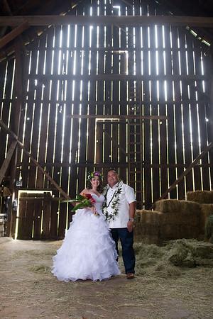 Katelyn & Richard, Pomeroy Farm, Sept. 29