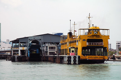The Ferries of Penang