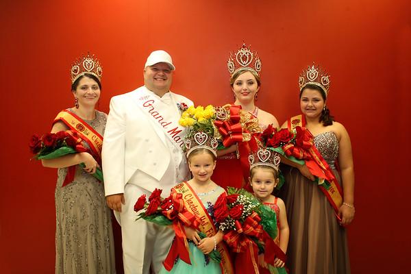 2017 Choctaw Vol Fire Dept Royalty
