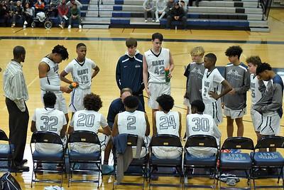 OE Soph. Boys Basketball Vs Romeoville 2020