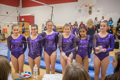 2016 12/08 Gymnastics at Herndon