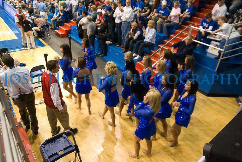 February 07, 2009 KU v OSU MBB 84