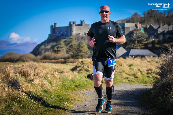Harlech Triathlon - Run Section