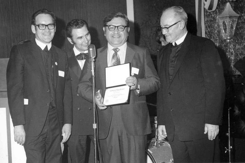 Alumni Reunion in 1970s (Br. Frederick Portillo and Br. Edwi.jpg
