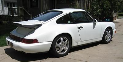 Porsche RSA & Dodge Viper