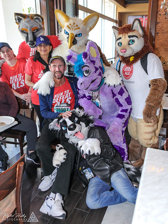 LA Marathon - ALS After Party - 03-24-2019