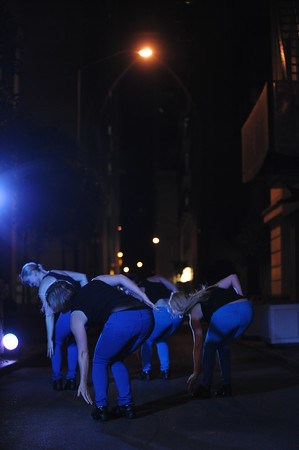 Amuse Dance in SF street Unedited