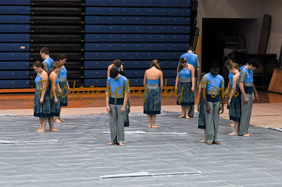 Parkway West HS Winter Guard