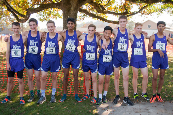 20181018 South Sound Conference XC Championship