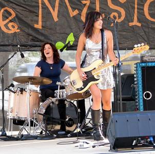 The Bluebonnets, Live at Austin City Hall