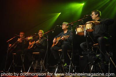 10 cc - at Music Hall - Aberdeen, UK - October 12, 2012