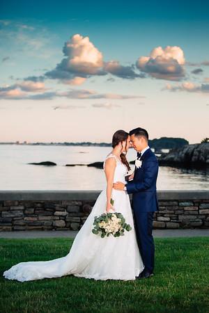 Regan & Huan's Wedding