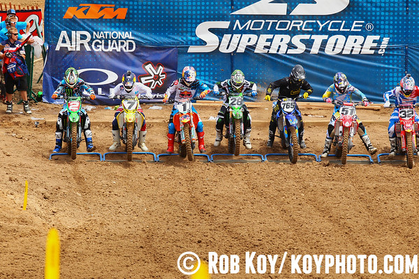 2013 Lucas Oil Motocross Series