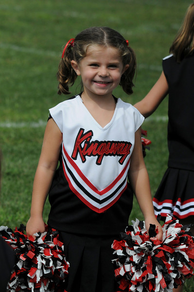 Kingsway Cheerleading Sept. 13, 2008