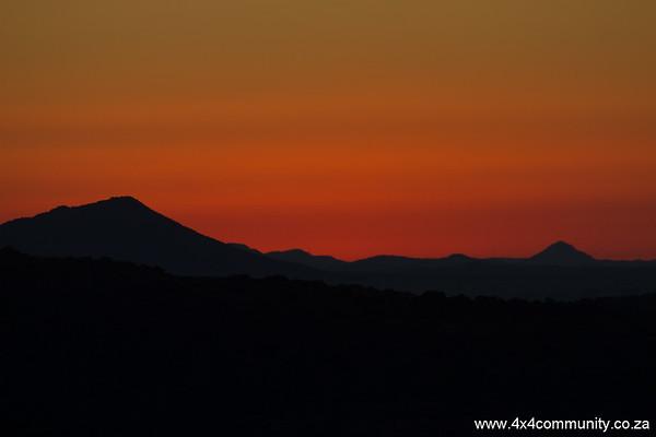 2013Gariep Sunrise