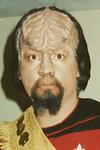 1987 — Lt. Worf (Star Trek: The Next Generation)