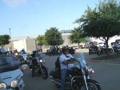 2013 7/21 Maxim Honda Ride to Mom's on Main in Aubrey