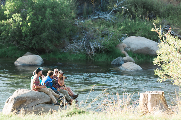 Truckee River Carnage Party