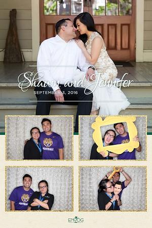 Shawn & Jennifer (prints)