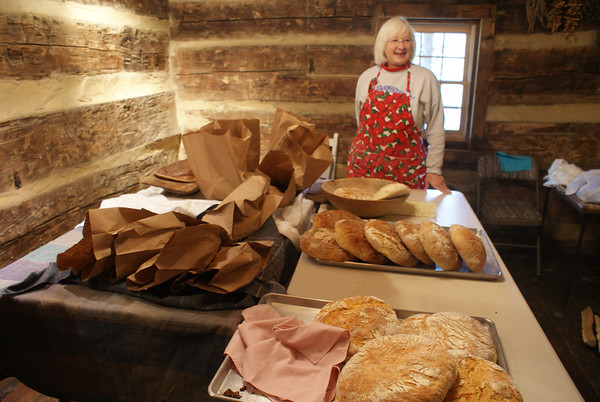 Bread Baking in Unicoi