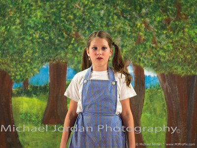 A Little Drama - Wizard of Oz